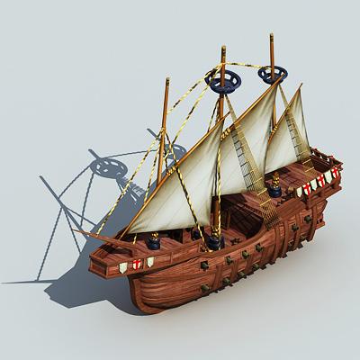 轻型卡瑞克帆船